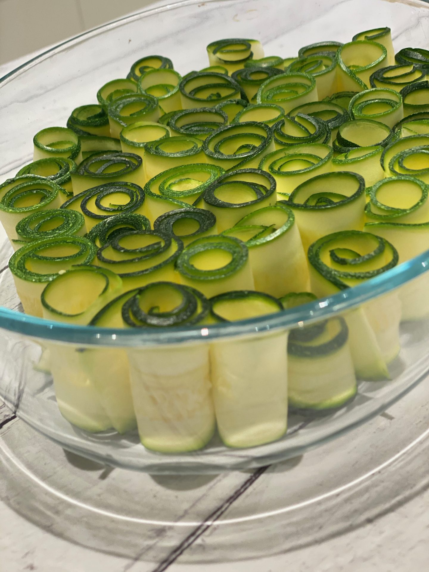 Courgette wheels